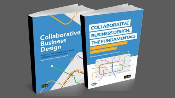 Collaborative Business Design book covers